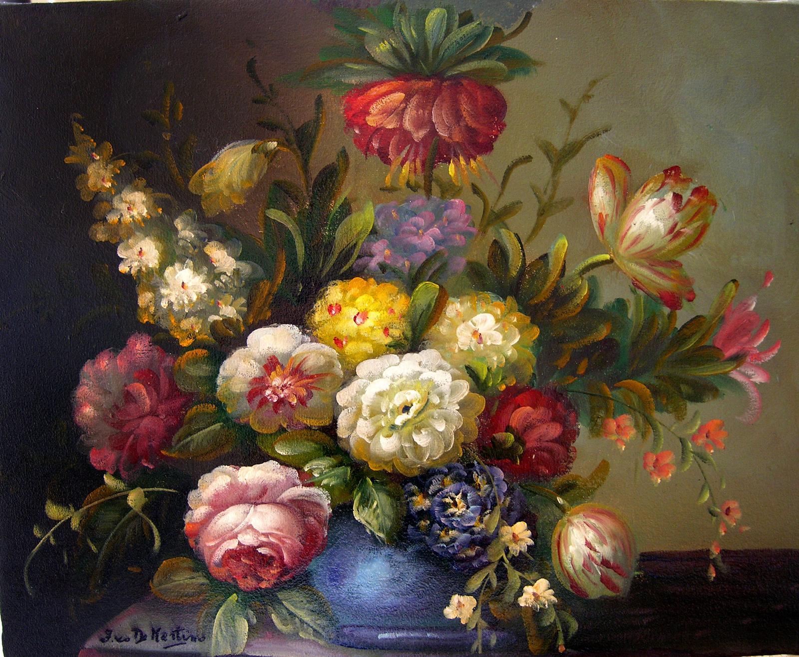 Lilith for Immagini di quadri con fiori